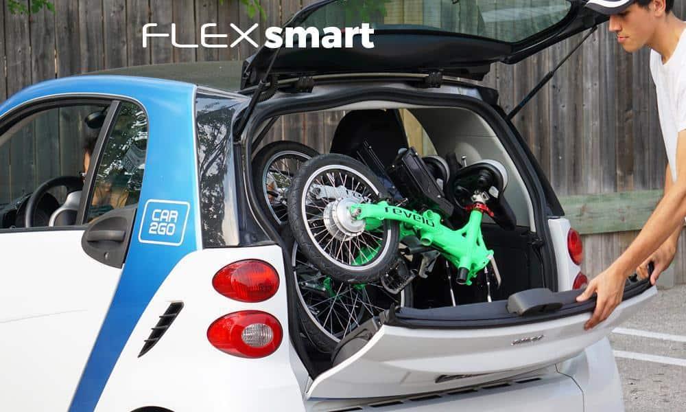 Е-Вело Просто - Электровелосипед Revelo FLEX, реальный мир, реальные е-байки - все про электровелосипеды, удобно, практично и просто